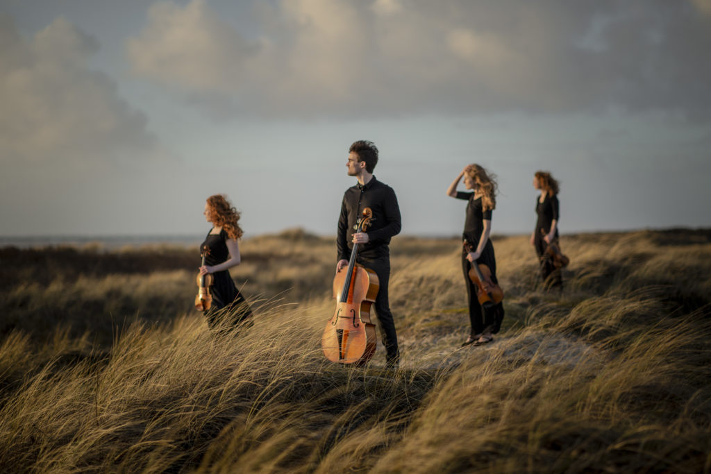 Belinfante Quartet © Foppe Schut