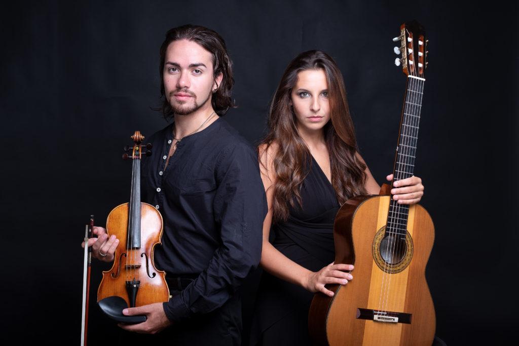 Carlotta Dalia e Giuseppe Gibboni
