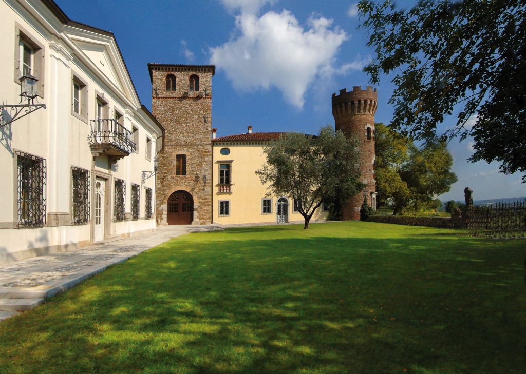 Castello di Buttrio – Buttrio (UD)