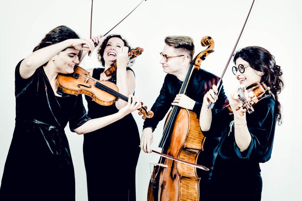 Chaos String Quartet © Andrej Grilc