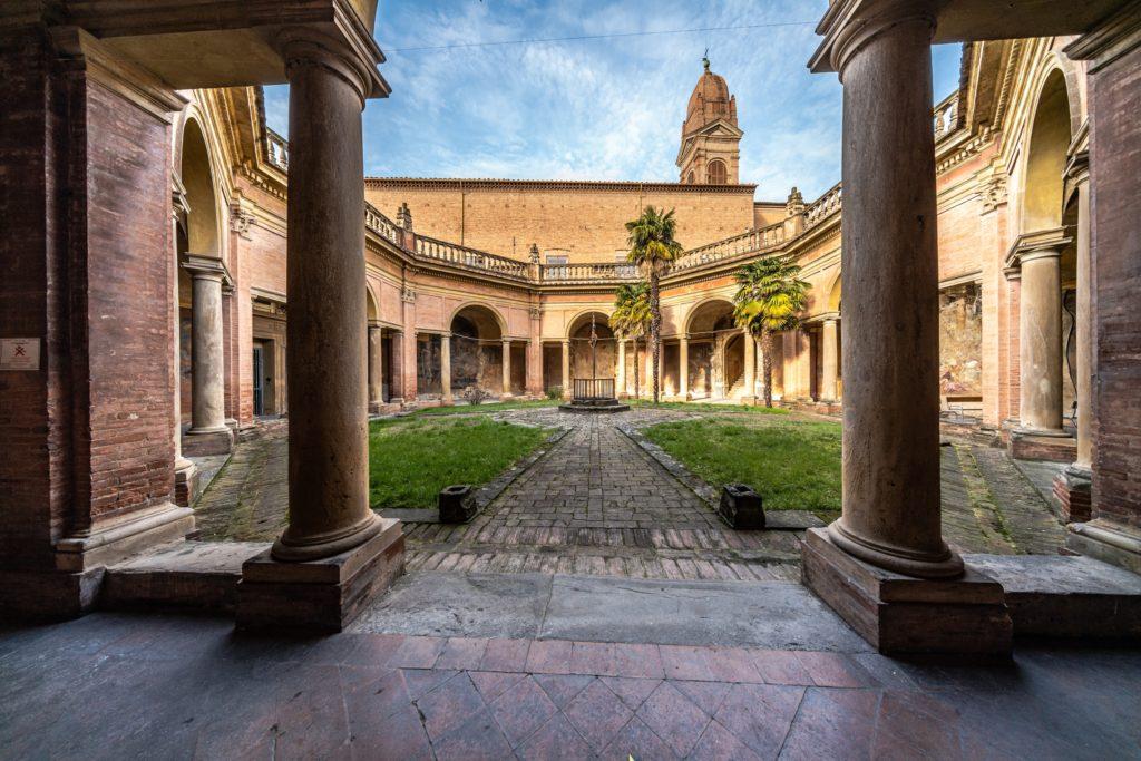 Complesso S. Michele in Bosco, Chiostro Ottagonale – Bologna