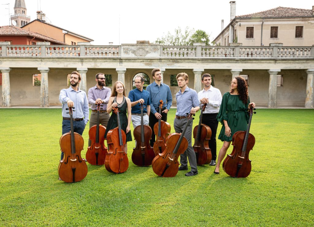 ON THE BRIDGE Cello Ensemble