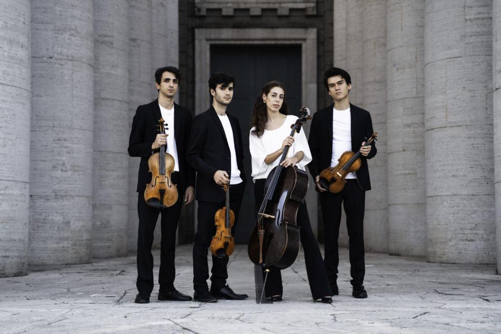 Quartetto Eos © Cecilia Chiaramonte_240dpi