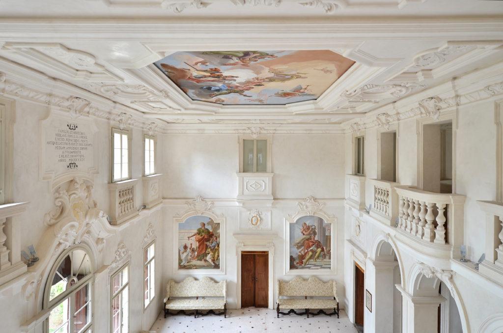 Villa Zileri Motterle – Monteviale (VI) © Nicola Zanettin